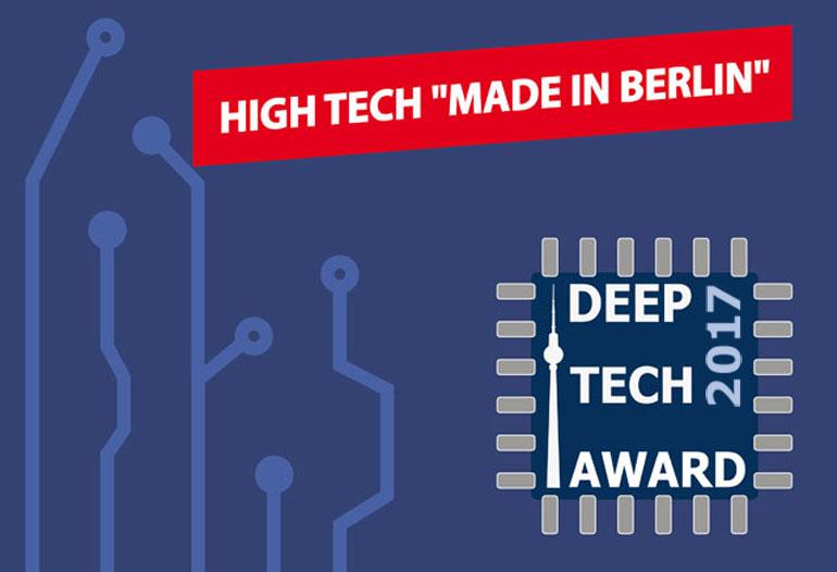 Deep Tech Award
