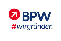 "Logo BPW ""Wir gründen"""